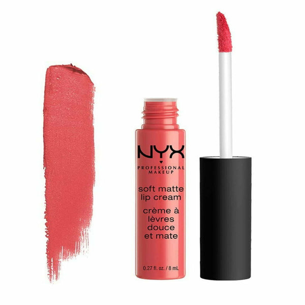 NYX Professional Makeup Soft Matte Lip Cream Lipstick - SMLC05 Antwerp