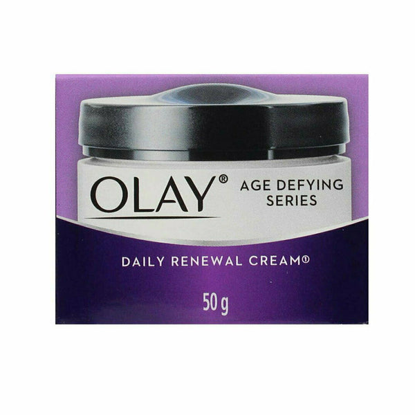 Olay Age Defying Series Daily Renewal Cream 50g