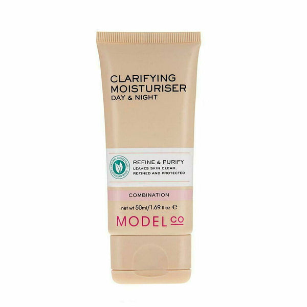 Model Co Clarifying Moisturiser Day & Night Combination Skin 50mL ️ BNIB Cream