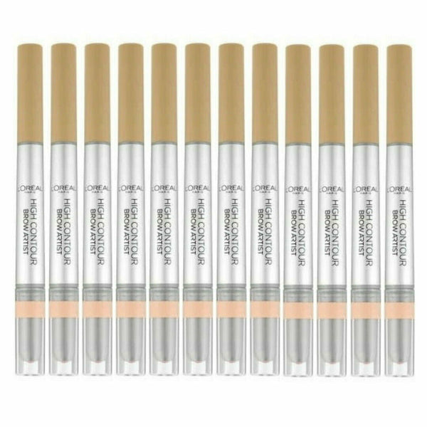 12x LOreal High Contour Brow Artist 103 WARM BLONDE