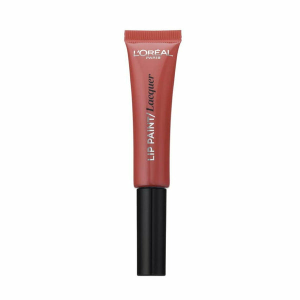 LOreal Infallible Lip Paint Lacquer 102 DARLING PINK