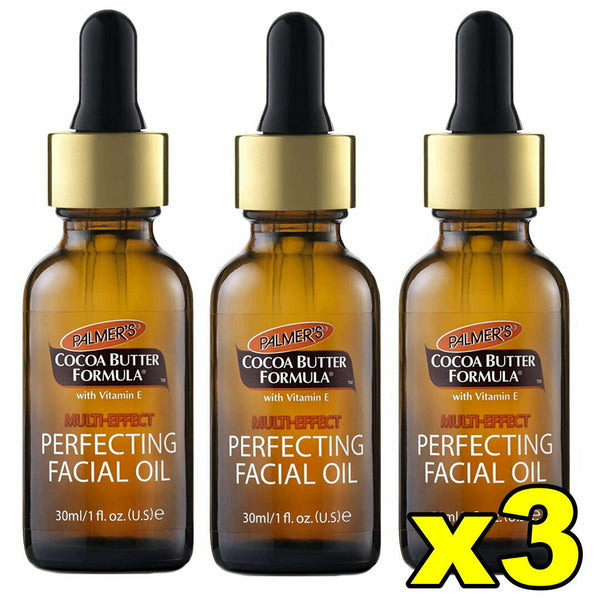 3x Palmer's Cocoa Butter Multi-Effect Perfecting Facial Oil