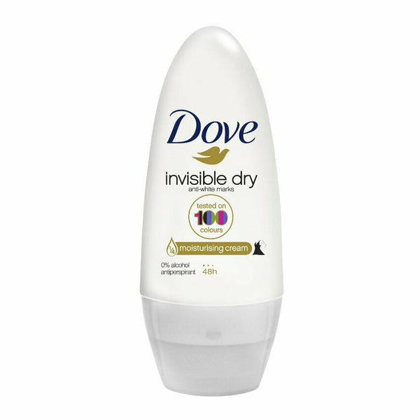 Dove Roll On Invisible Dry Anti-Perspirant Deodorant 50mL