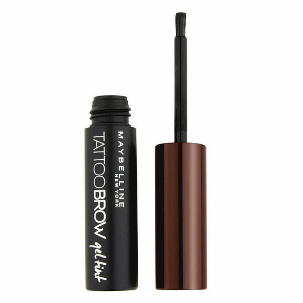Maybelline Tattoo Brow 3 Day Gel Tint 5mL LIGHT BROWN - BNIB
