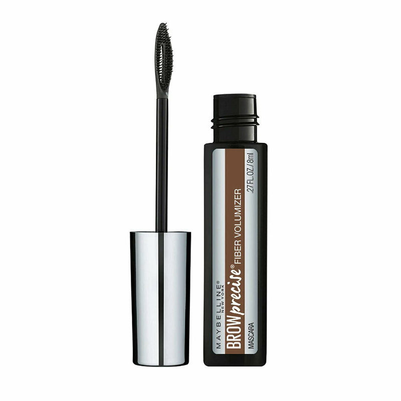Maybelline Brow Precise Fiber Filler Brow Mascara SOFT BROWN 8ml