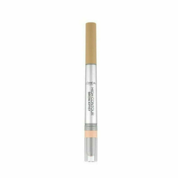 103 WARM BLONDE LOreal High Contour Brow Artist -Mechanical Pencil & Highlighter