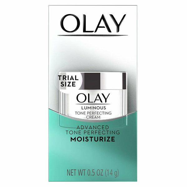 Olay Luminous Tone Perfecting Face Cream Moisturiser 14g