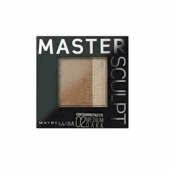 Maybelline Master Sculpt Contouring Palette 02 MEDIUM DARK