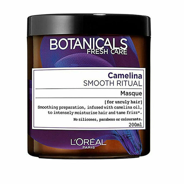 LOreal Botanicals Fresh Care Camelina Smooth Ritual Masque Mask 200mL - Hair Care