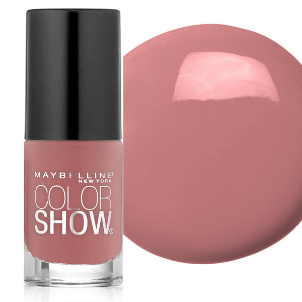 Maybelline Color Show Nail Polish - 81 Pink and Proper