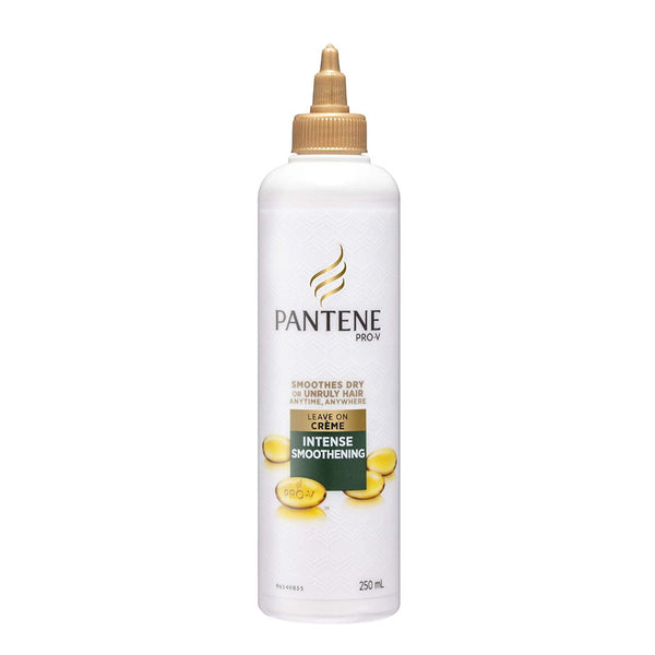 Pantene Pro V Leave On Creme Intense Smoothening 250ml - Hair Moisturise / Conditioner