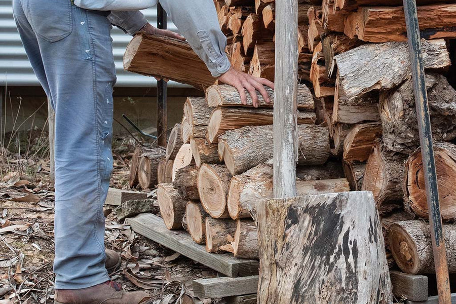 Surefire Wood is part of the woodfuel quality assurance scheme
