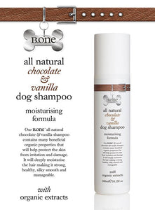 All Natural Chocolate & Vanilla Dog Shampoo (300ml)