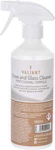 Valiant Stove and Glass Cleaner - Professional Formula
