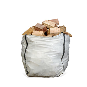Kiln Dried Firewood Dumpy Bag (from £34.25/bag - 24 or 48 Units)