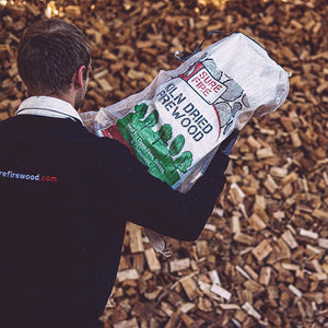 Kiln Dried Firewood Bundle