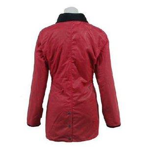 Ladies Game Fitted Wax Jacket