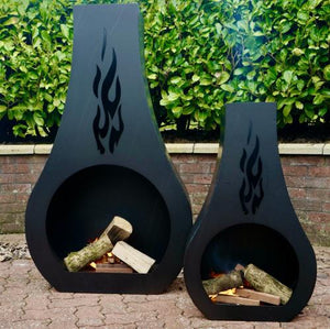 Chiminea and Mini Chiminea