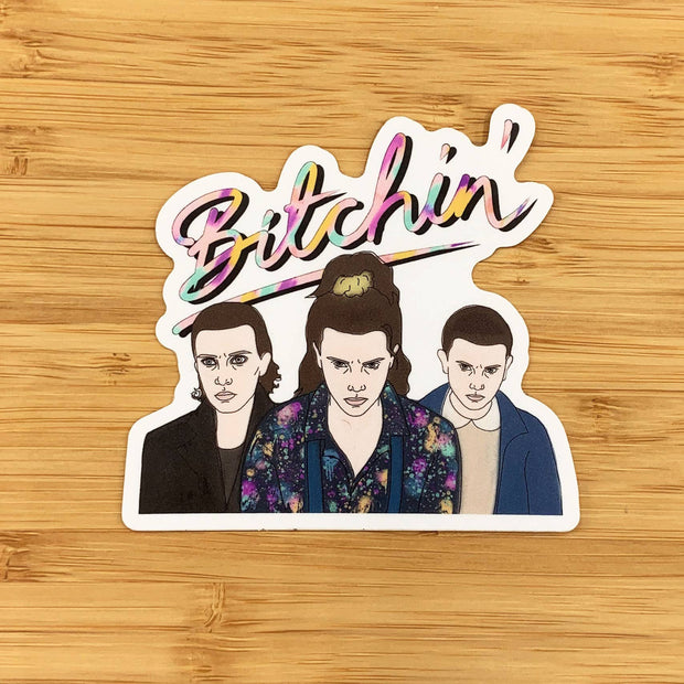 Citizen Ruth - 11 Bitchin Sticker