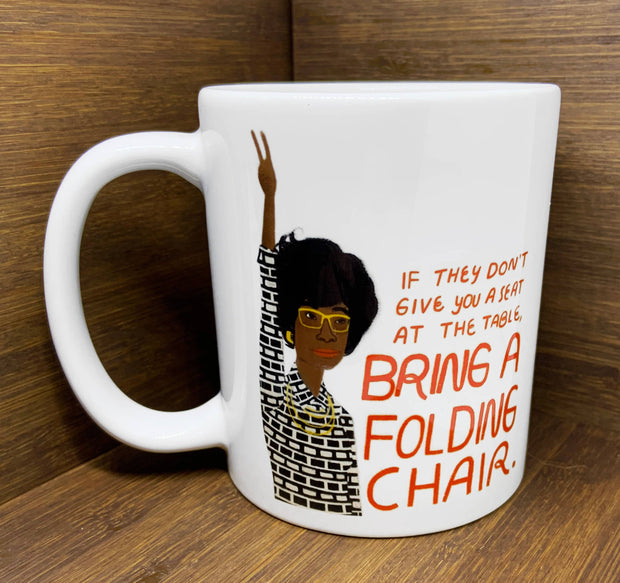 Citizen Ruth - Shirley Chisolm Mug