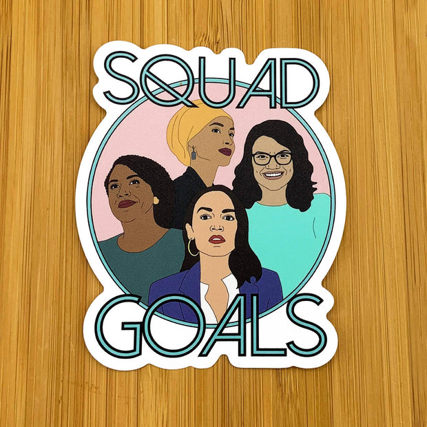 Citizen Ruth - Squad Goals Sticker