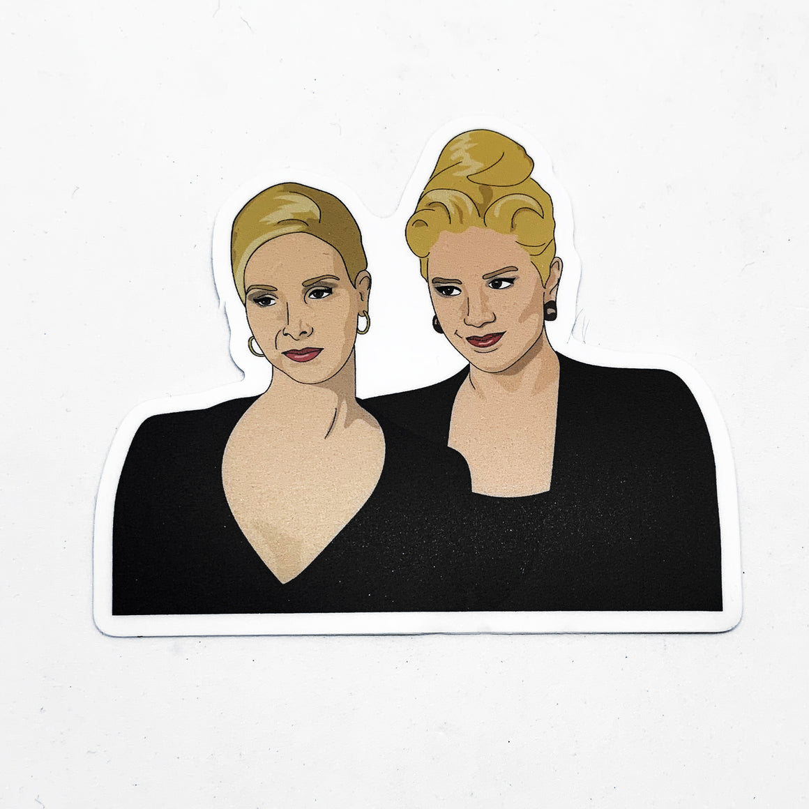 Citizen Ruth - Romy and Michelle Sticker