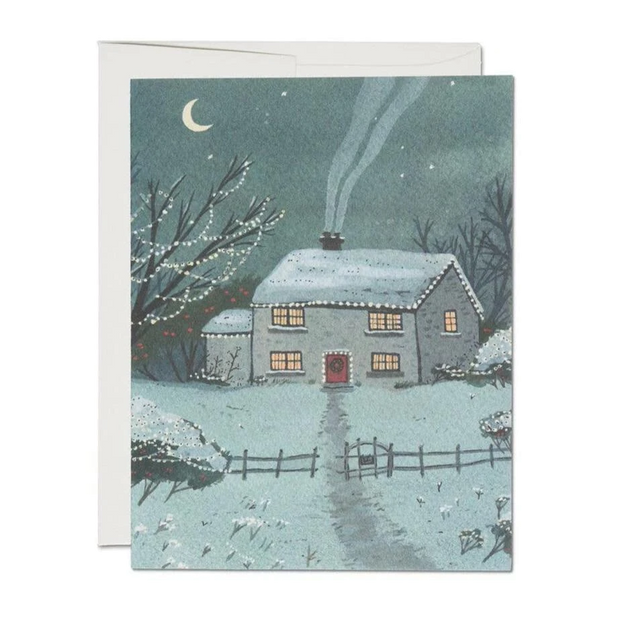 Red Cap Cards - Holiday House