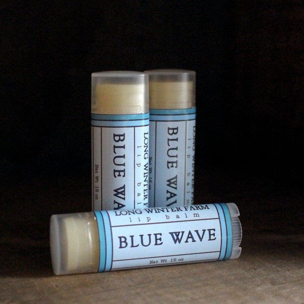 Blue Wave Lip Balm