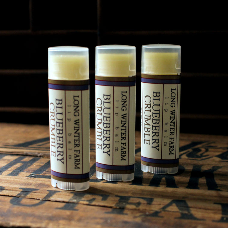 Blueberry Crumble Lip Balm