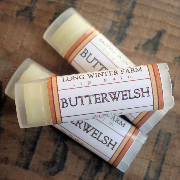 Butterwelsh Lip Balm