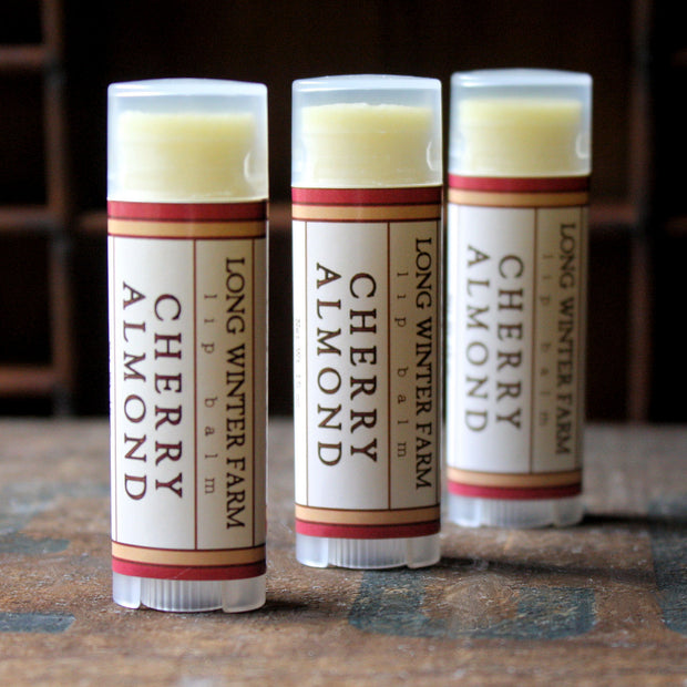 Cherry Almond Lip Balm