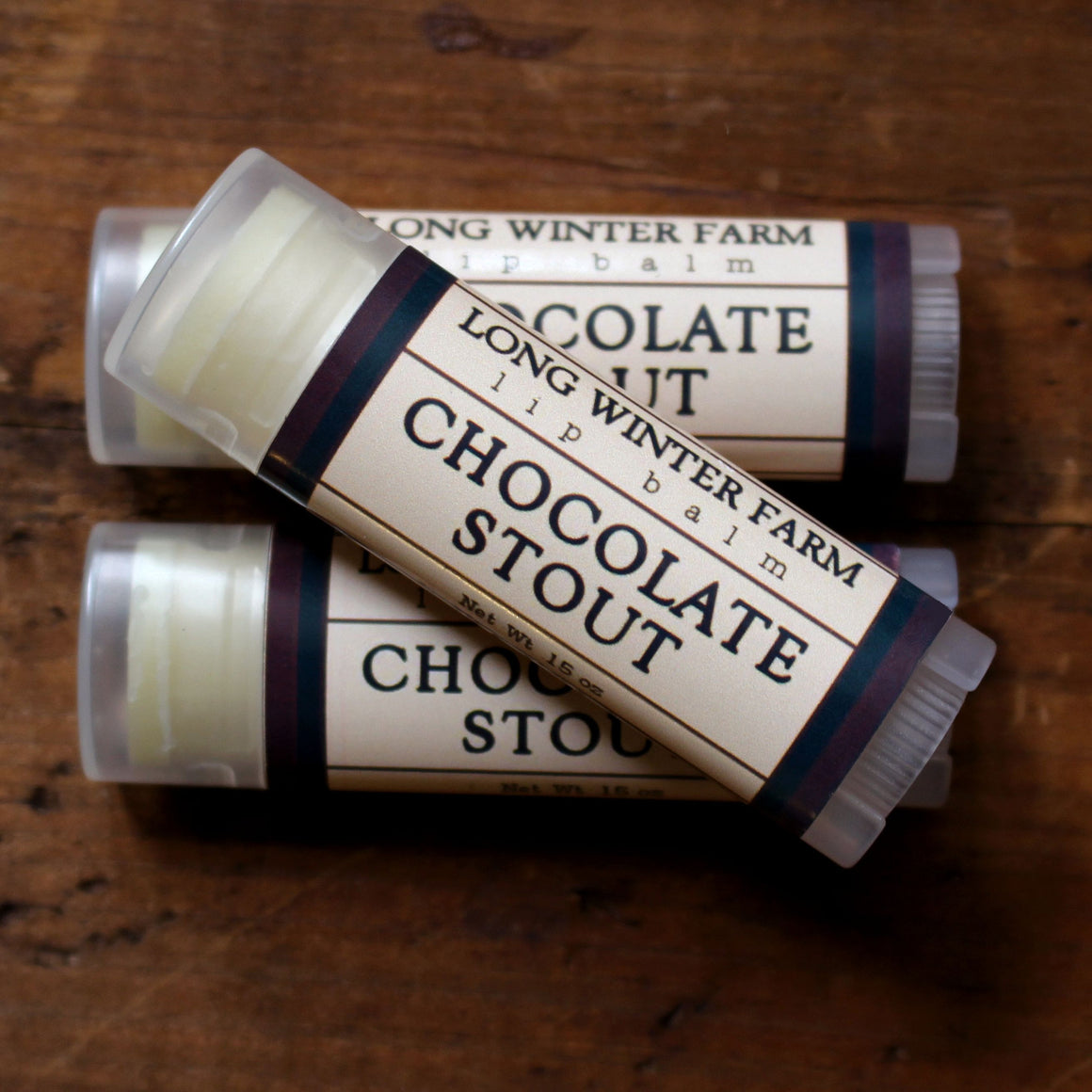 Chocolate Stout Lip Balm