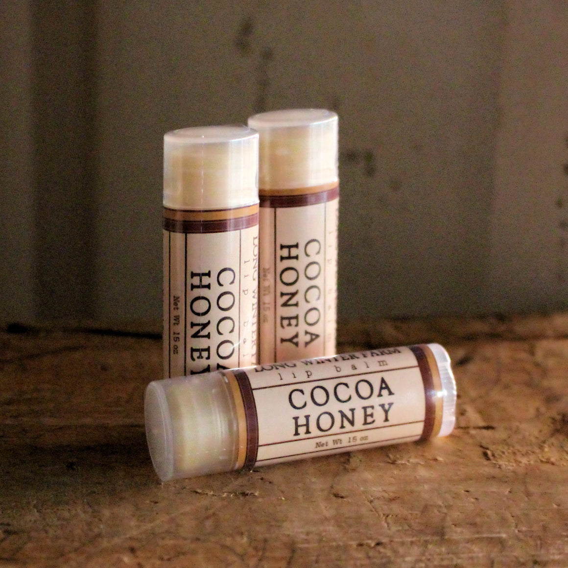Cocoa Honey Lip Balm