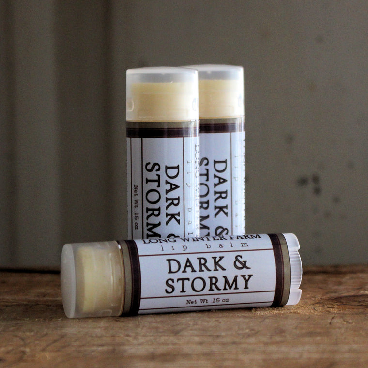 Dark & Stormy Lip Balm
