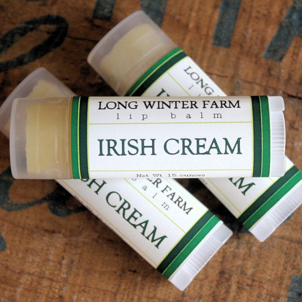 Irish Cream Lip Balm