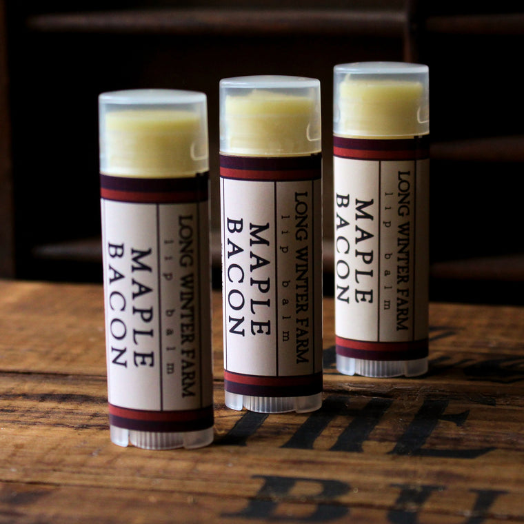 Maple Bacon Lip Balm