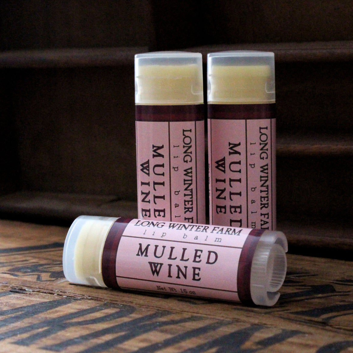 Mulled Wine Lip Balm