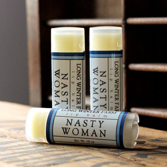 Nasty Woman Lip Balm