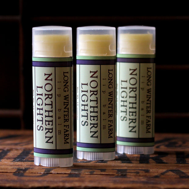 Northern Lights Lip Balm
