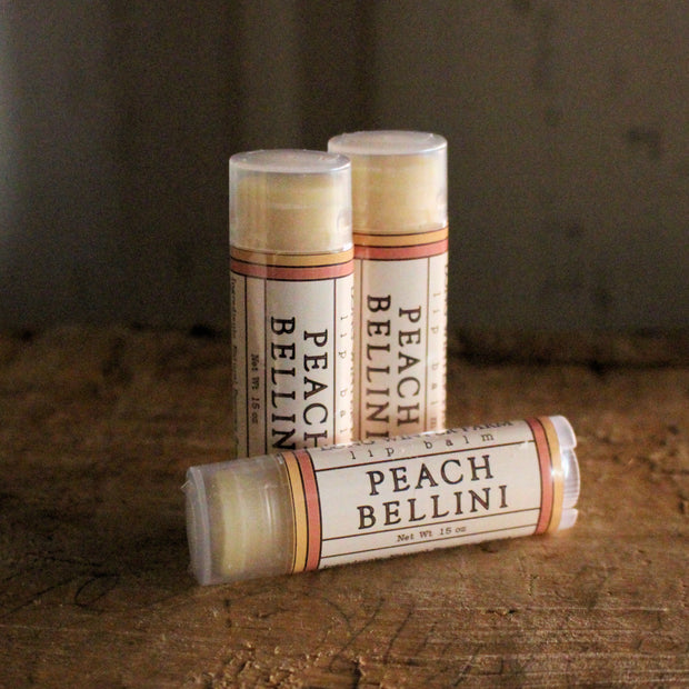 Peach Bellini Lip Balm