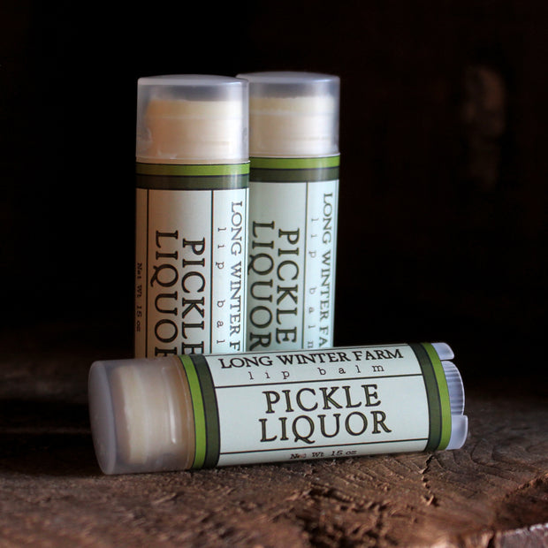 Pickle Liquor Lip Balm