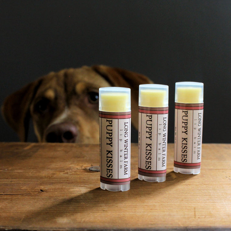 Puppy Kisses Lip Balm