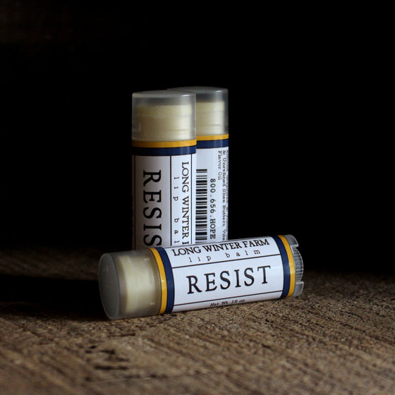 Resist Lip Balm - RAINN