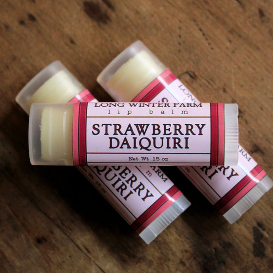Strawberry Daiquiri Lip Balm
