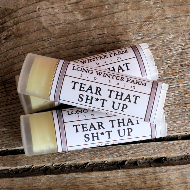 Tear That Sh*t Up Lip Balm