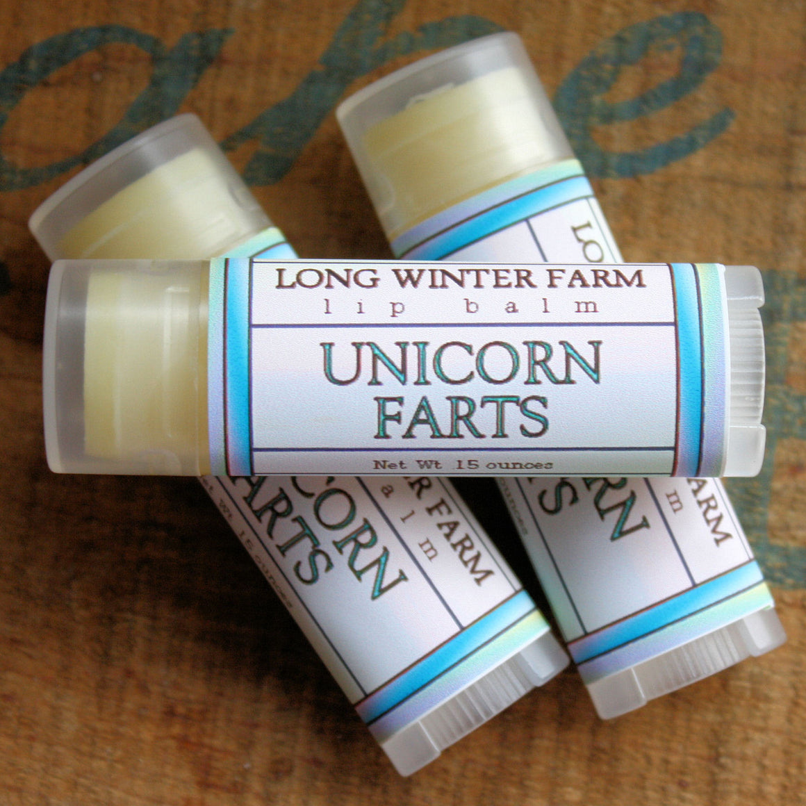 Unicorn Farts Lip Balm