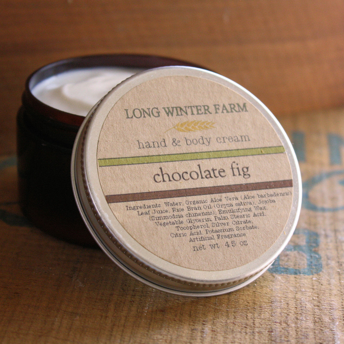 Chocolate Fig Skin Cream