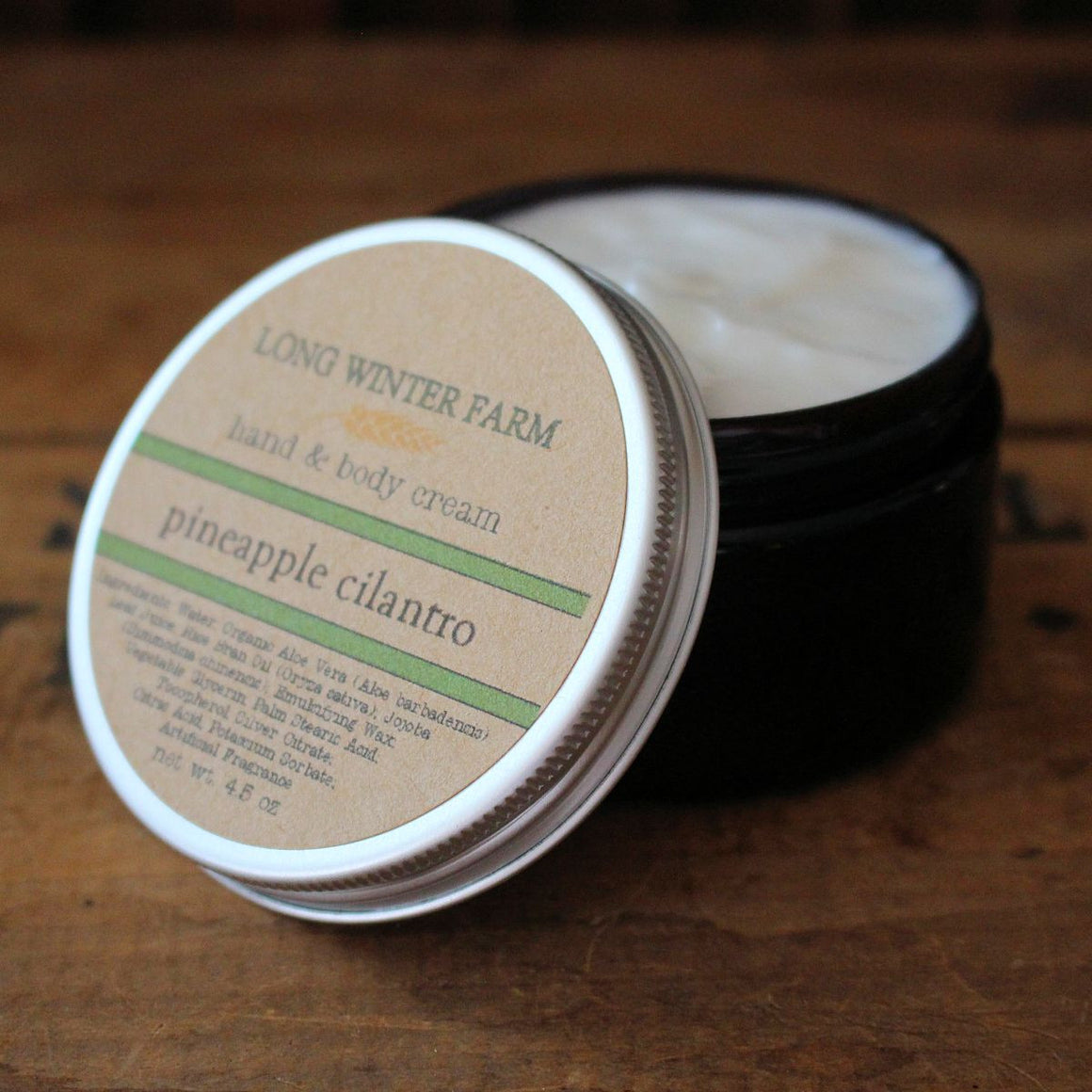 Pineapple Cilantro Skin Cream