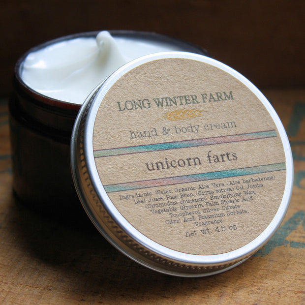 Unicorn Farts Skin Cream