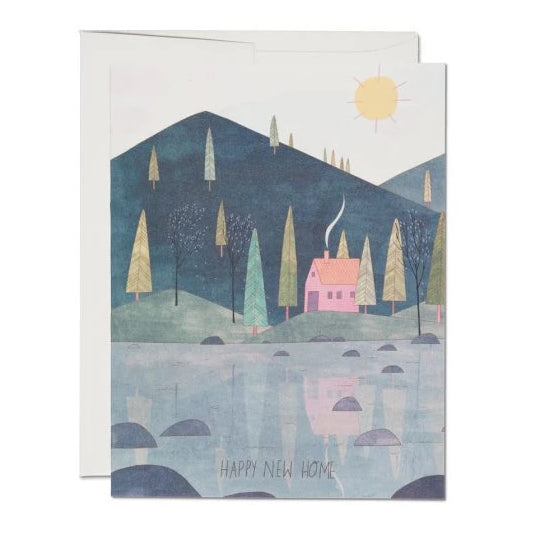 Red Cap Cards - Home in the Woods